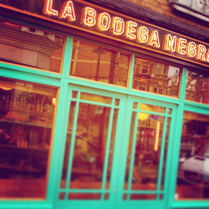 La Bodega Negra in Soho London