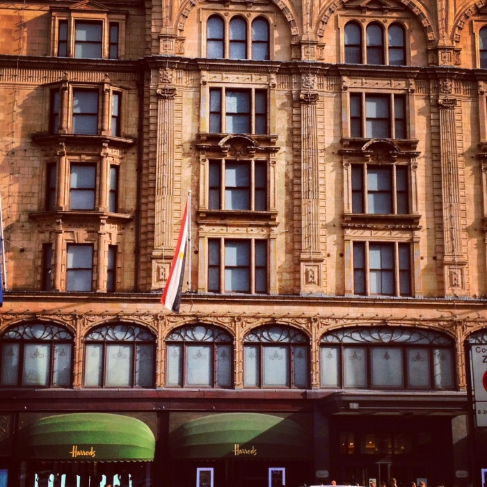 Harrods - the British tradition