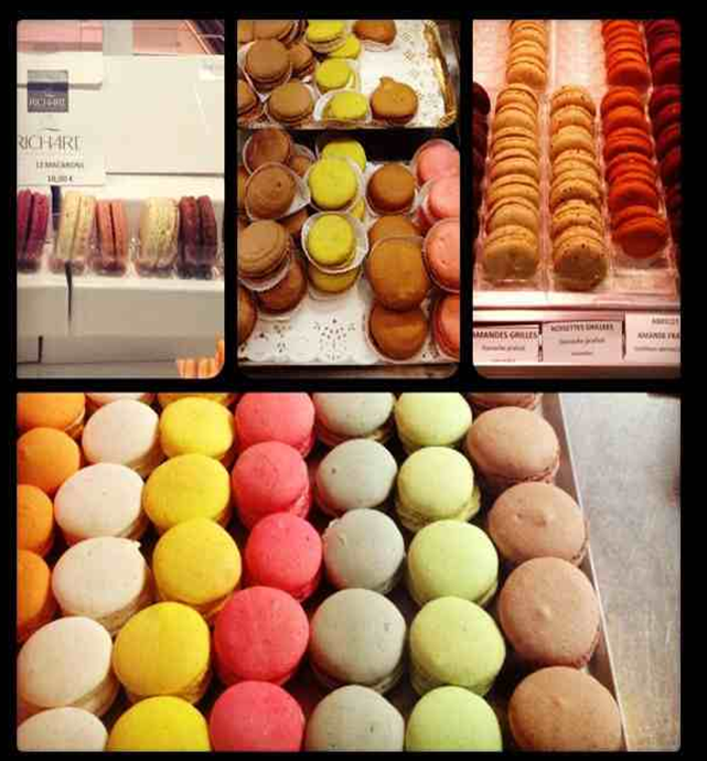 Macaroon tour in Paris